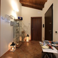 Отель Casale Madeccia Сперлонга в номере