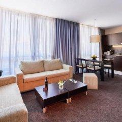Отель Lucky Bansko Aparthotel SPA & Relax 5* Студия разные типы кроватей фото 6