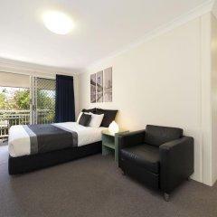 Отель Chermside Court Motel комната для гостей фото 4