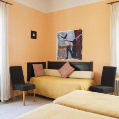 Hotel Panorama 3* Стандартный номер с различными типами кроватей фото 9