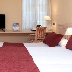 Отель Senator Castellana (I) 3* Стандартный номер с различными типами кроватей фото 2