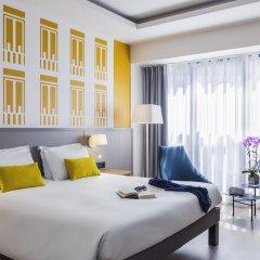 Mercure Madrid Plaza De Espana Hotel 4* Стандартный номер с различными типами кроватей фото 6