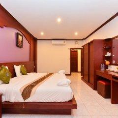 Отель Art Mansion Patong 3* Стандартный номер с двуспальной кроватью фото 17
