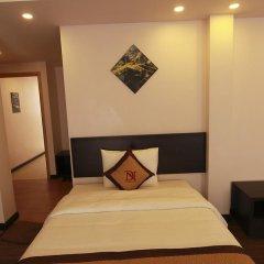 Отель Nguyen Dang Guesthouse Стандартный семейный номер с двуспальной кроватью фото 8