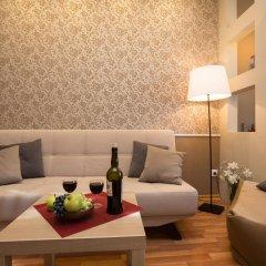 Апартаменты Максим Апартаменты с различными типами кроватей фото 4