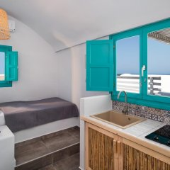 Апартаменты Nissia Apartments Полулюкс с различными типами кроватей