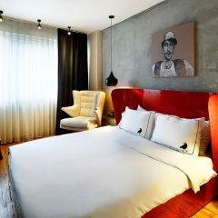 Отель SuB Karaköy - Special Class 4* Стандартный номер с различными типами кроватей фото 10