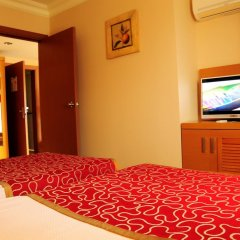 Alaiye Resort & Spa Hotel 5* Стандартный номер с двуспальной кроватью фото 6