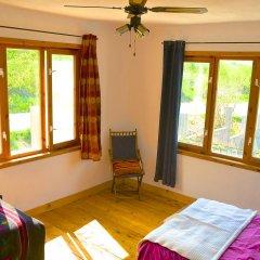 Отель Camping Kromidovo Болгария, Сандански - отзывы, цены и фото номеров - забронировать отель Camping Kromidovo онлайн комната для гостей фото 5