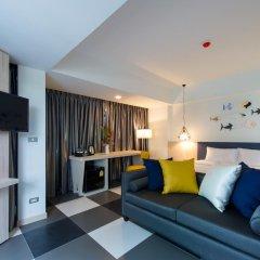 Krabi SeaBass Hotel 3* Люкс с различными типами кроватей фото 3