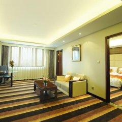 Отель Juny Oriental Hotel Китай, Пекин - отзывы, цены и фото номеров - забронировать отель Juny Oriental Hotel онлайн комната для гостей фото 2
