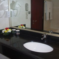 London Suites Hotel 3* Номер Делюкс с различными типами кроватей фото 7
