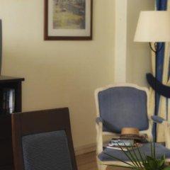 Отель Yellow Praia Monte Gordo удобства в номере фото 2