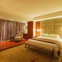 AVIC Hotel Beijing 4* Номер Делюкс с различными типами кроватей фото 2