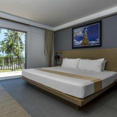 Отель Mercure Koh Samui Beach Resort 4* Улучшенный номер с различными типами кроватей