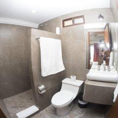 Отель Dharma Beach ванная