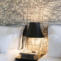 The Mayfair Hotel Los Angeles 3* Номер Делюкс с 2 отдельными кроватями фото 7