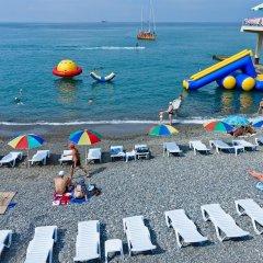 Санаторий Адлеркурорт пляж