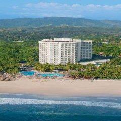 Отель Sunscape Dorado Pacifico Ixtapa Resort & Spa - Все включено пляж