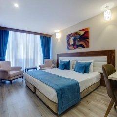 Forum Suite Hotel Турция, Мерсин - отзывы, цены и фото номеров - забронировать отель Forum Suite Hotel онлайн комната для гостей фото 5