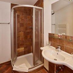 Отель Grunwald Resort Зёльден ванная