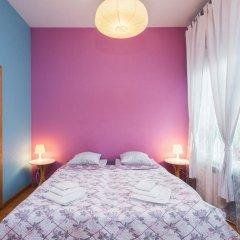 Гостиница Итальянские комнаты Пио на канале Грибоедова 35 Стандартный номер с двуспальной кроватью (общая ванная комната) фото 4