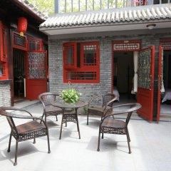 Отель Zhantan Courtyard Hotel Китай, Пекин - отзывы, цены и фото номеров - забронировать отель Zhantan Courtyard Hotel онлайн балкон