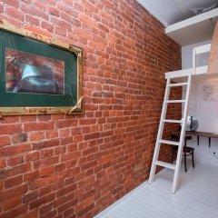Тайга Хостел Кровать в общем номере с двухъярусной кроватью фото 4