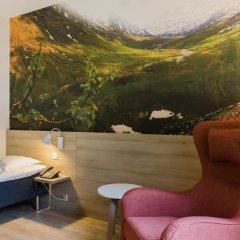 Отель Haukeland Hotel Норвегия, Берген - отзывы, цены и фото номеров - забронировать отель Haukeland Hotel онлайн бассейн фото 3