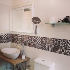 Отель Palazzo Bruca Catania Италия, Катания - отзывы, цены и фото номеров - забронировать отель Palazzo Bruca Catania онлайн ванная