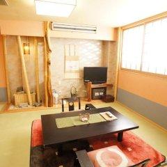 Отель Yufu Ryochiku Хидзи в номере
