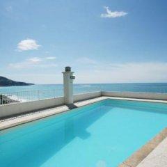Отель Apart a Nice : A Breathtaking View on the Sea Ницца бассейн фото 3