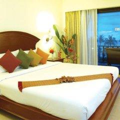 Отель Lanta Casuarina Beach Resort 3* Номер Делюкс с различными типами кроватей