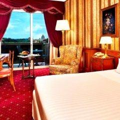 Parco Dei Principi Grand Hotel & Spa 5* Номер Делюкс фото 9
