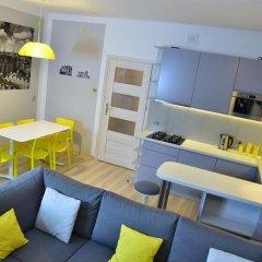 Отель Bajkowy Gdańsk Польша, Гданьск - отзывы, цены и фото номеров - забронировать отель Bajkowy Gdańsk онлайн комната для гостей фото 5