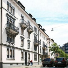 Отель VISIONAPARTMENTS Zurich Cramerstrasse фото 2