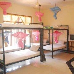 Seetha's Hostel Кровать в общем номере с двухъярусной кроватью фото 8