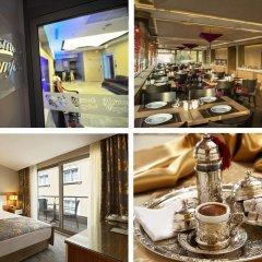 Отель Yasmak Comfort питание фото 2