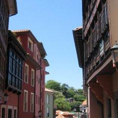 Отель Casa Cotiellu балкон