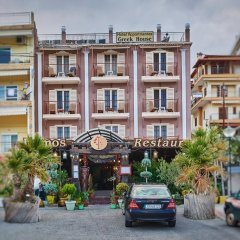 Greek House Hotel парковка
