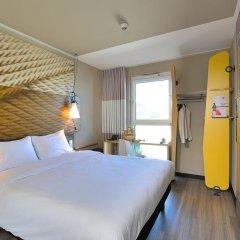 Отель ibis Muenchen Airport Sued Стандартный номер разные типы кроватей фото 5