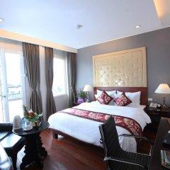 Medallion Hanoi Hotel 4* Номер Делюкс разные типы кроватей фото 2