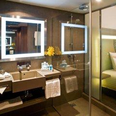 Отель Novotel Bangkok On Siam Square 4* Представительский номер с различными типами кроватей фото 5