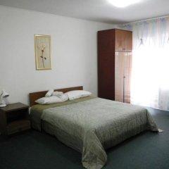 Mini Hotel Vesna Семейный номер Комфорт разные типы кроватей фото 10
