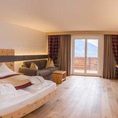 Отель Landsitz Stroblhof 4* Улучшенный номер фото 10