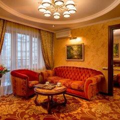 Гостиница Євроотель 3* Люкс с различными типами кроватей фото 4