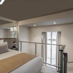 Отель Best Western Premier Opera Liege 4* Улучшенный номер с различными типами кроватей фото 7
