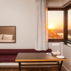 Отель Scandic Frankfurt Museumsufer 4* Стандартный номер с различными типами кроватей фото 2