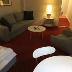Отель City Hotel Nebo Дания, Копенгаген - - забронировать отель City Hotel Nebo, цены и фото номеров комната для гостей фото 2