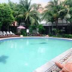 Rachawadee Resort and Hotel бассейн